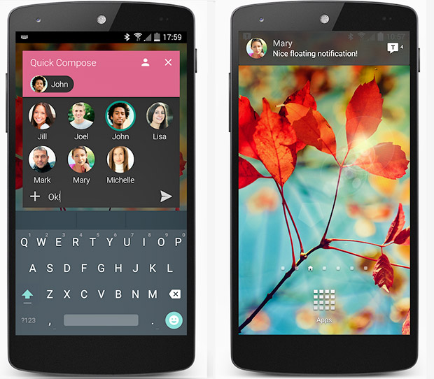 Textra - our favourite Android SMS app