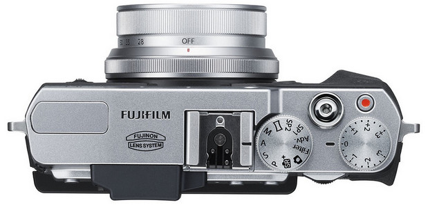 Fujifilm X30 adds real time viewfinder, but sensor size disappointingly remains the same