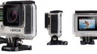 The undisputed kings of action cams, GoPro, have unveiled a trio of new video cameras in the shape of the HERO4 Black, HERO4 Silver, and entry-level HERO.