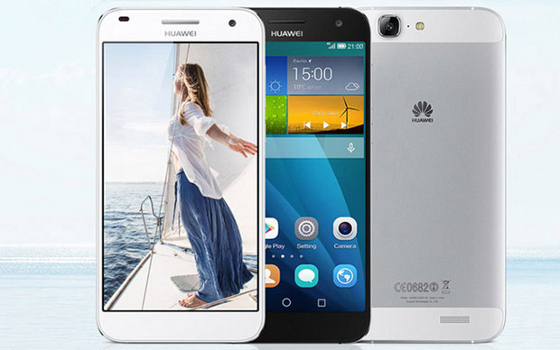 Huawei Ascend G7 mid-range smartphone coming in November - and it looks to be a good 'un