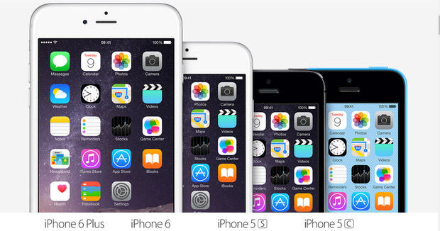 Apple plays catch up with Android and releases iPhone 6 and iPhone 6 Plus