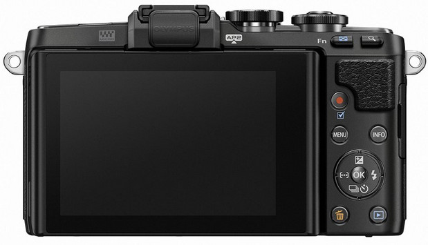 Olympus PEN E-PL7 entry level mirrorless compact adds wi-fi and selfie shooting
