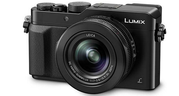 Panasonic Lumix LX100 fixed lens Micro Four Thirds camera comes with 24-75mm F1.7-F2.8 Leica lens