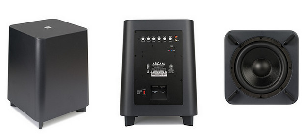 Arcam launches Solo Bar and Solo Sub for high end AV joy
