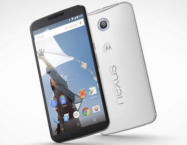 Motorola and Google announce the Nexus 6 handset - and it's a big and bountiful affair