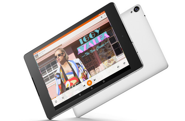 HTC Nexus 9 tablet appears in Google Play priced at £319 /16GB and for £399/32GB