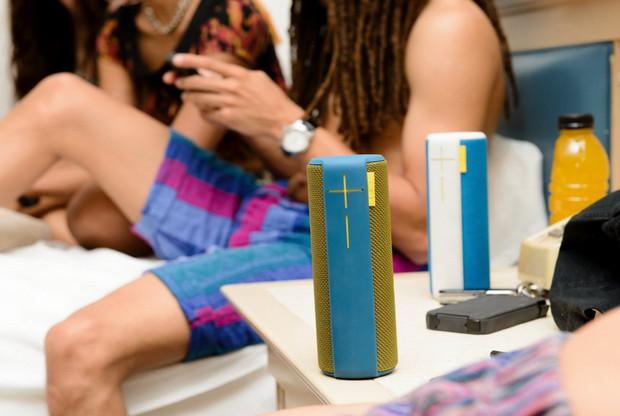 Tough, loud and slick: we love the portable Logitech UE Boom Bluetooth speaker