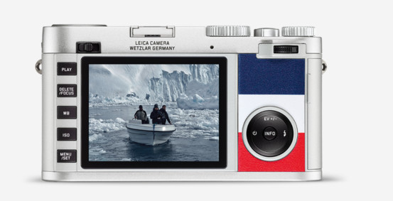 Extra-tacky Leica X Edition Moncler camera serves up a gaudy French themed feast for nearly two grand
