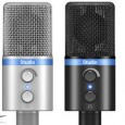 IK Multimedia has unveiled its new iRig Mic Studio, an 'ultra-portable' large-diaphragm digital condenser microphone for iPhone, iPad, iPod touch, Mac, PC and Android devices.