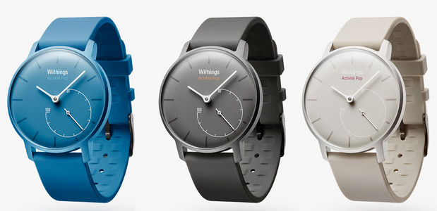 Withings Activité Pop - a $150 fitness-tracking watch that looks wonderful