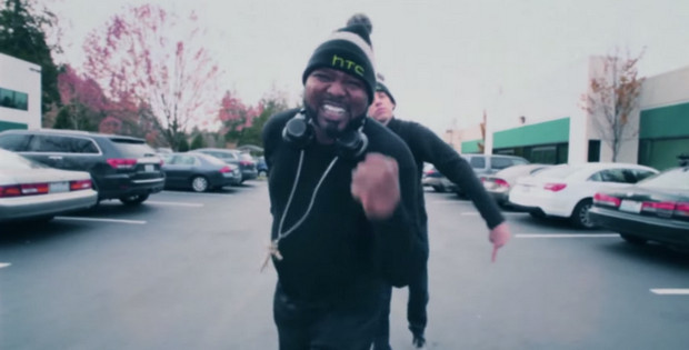 HTC release cringe-inducing, rival-mocking corporate rap video with credibility stripped PM Dawn