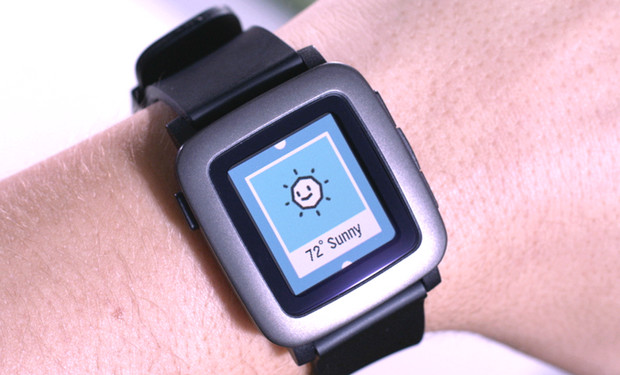 Pebble Time adds colour e-paper and week-long battery life