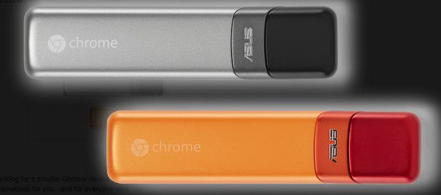 Google Chromebit wedges a whole Chrome OS computer onto a tiddly $100 HDMI stick