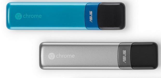 Google Chromebit wedges a whole Chrome OS computer onto a tiddly $100 HDMI stick