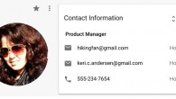 It's long been one of the ugliest interfaces we've had to look at every day, but Google have finally despatched a designer in the directionof their Google Contacts web app […]