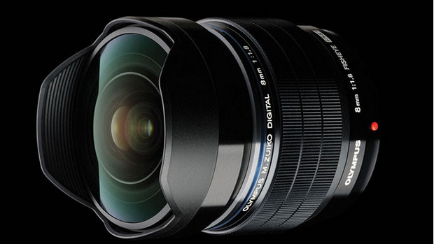 Fast and weather-sealed: Olympus PRO 8mm and 7-14mm lenses announced