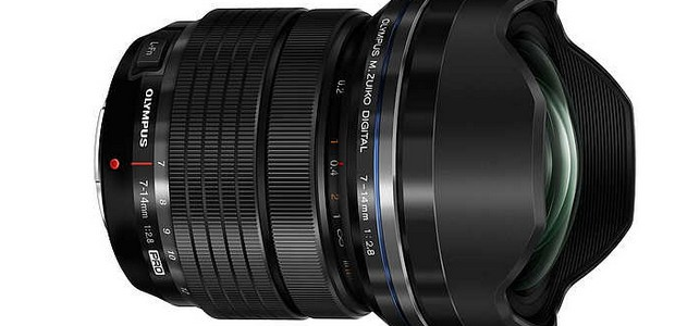 Olympus has announced the latest additions to theirweather sealed PRO range of lenses:theM.ZUIKO Digital ED 7-14mm f2.8 PRO andM.ZUIKO Digital ED 8mm Fisheye PRO.
