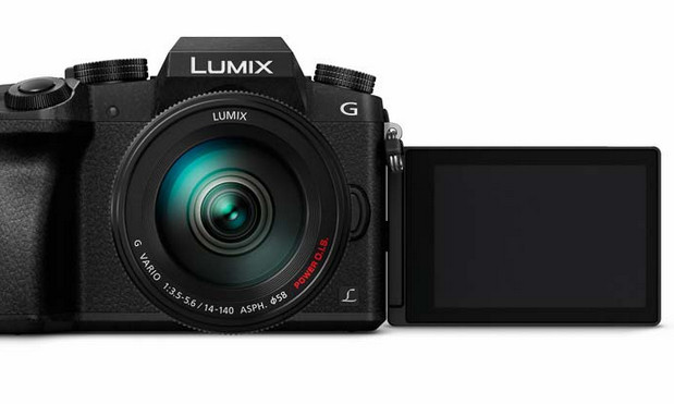 Panasonic LUMIX DMC-G7 serves up 4k video for mustard keen video makers