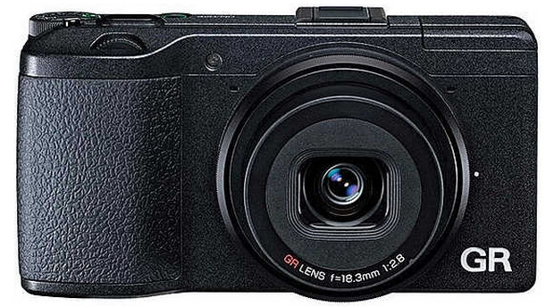 Ricoh GR II compact camera announced - and it's a mighty disappointment