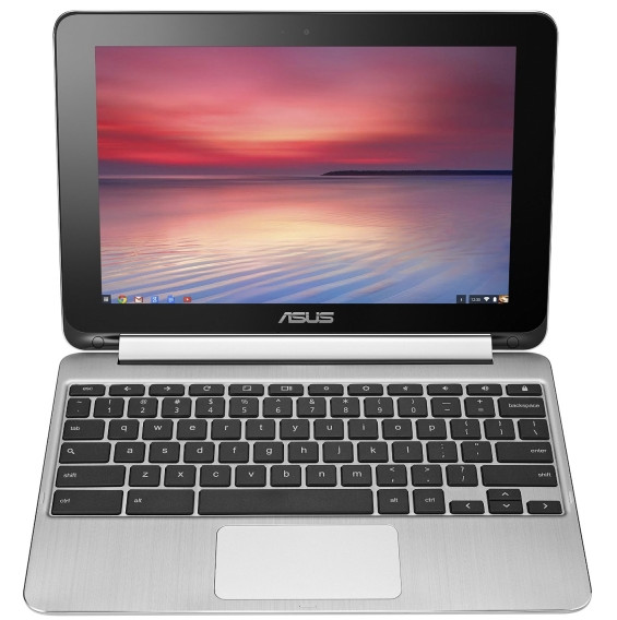 ASUS serves up the 10-inch ChromeBook Flip C100 convertible laptop - specs and photos here