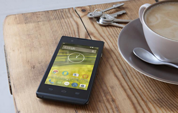Ruddy hell - a decent enough 4G Android smartphone for £39. Meet The Rook from EE