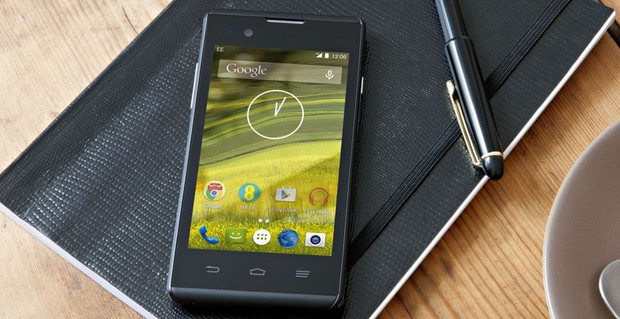 Ruddy hell - a decent enough 4G Android smartphone for £39. Meet EEs The Rook