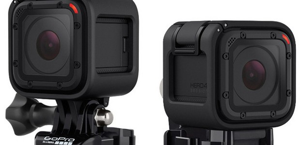 With the competition heating up in the action camera category, GoPro has announced its teeniest-weensiest camera yet, the uber-bijou GoPro Hero4 Session.