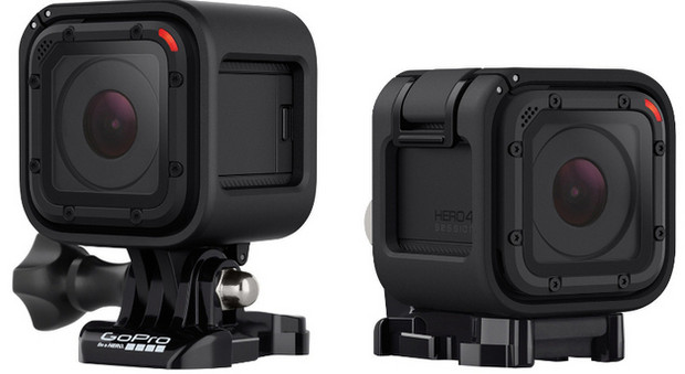 GoPro launches tiny Hero4 Session waterproof camera