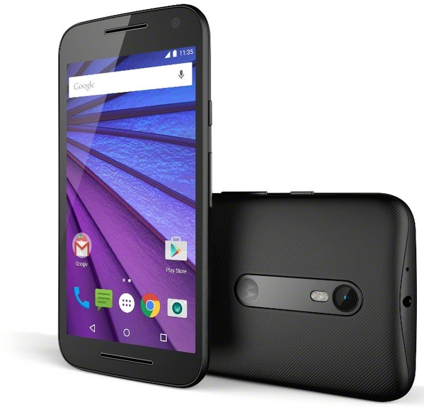 Moto G 2015 - a bright, cheap and very capable bargain of a smartphone