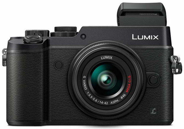 Panasonic Lumix DMC-GX8 camera packs a 20.3MP sensor