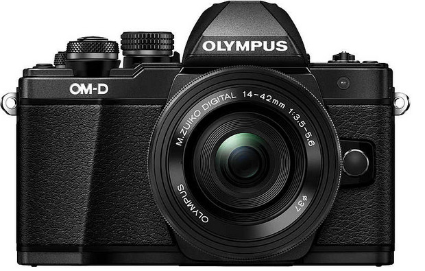 Olympus's all-metal OM-D E-M10II serves up 4k video and 5-axis stabilisation for £550
