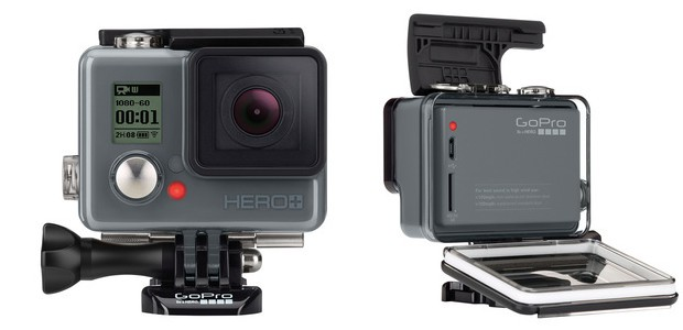 Action camera kings GoPro have announced a new entry-level action camera, the HERO+ with Wi-Fi, a compact waterproof number supporting 1080/60p and 720/60p resolutions, with the ability to snap 8MP stills with Single, Time […]