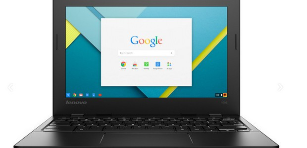 Lenovo has unveiled its latest Chromebook model, the100S, a smart and straightforward machine available in two flavours, with 11.6 inch and 14 inch HD screens.