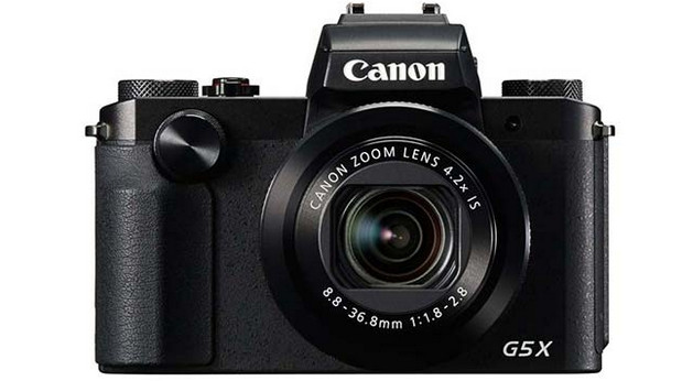 Canon PowerShot G5 X beams in from Planet Ugly