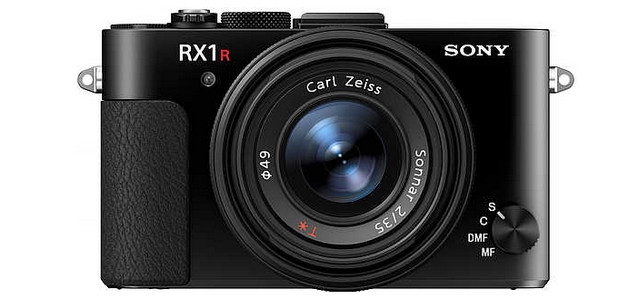 "Sony RX1R II is a new ""palm-sized"" digital compact camera with a 42.4-megapixel full-frame sensor"