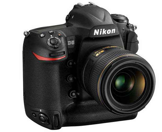 Full frame Nikon D5 and DX Nikon D500 offers ISO sensitivity stretching into the millions