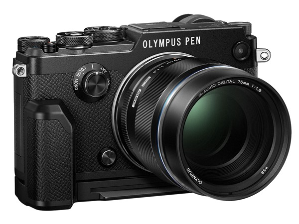 Olympus dives into 60s cool to update the PEN-F into digital form