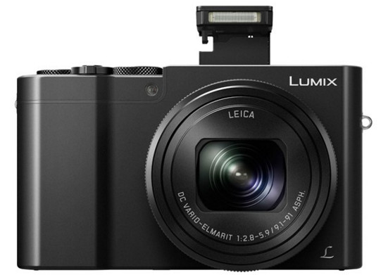 "Panasonic Lumix DMC-TZ100 sports a hefty 10x zoom and 1"" sensor for keen travelling types"