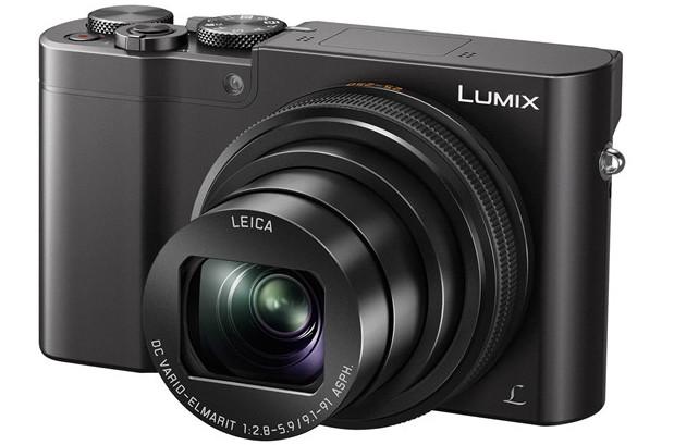 "Panasonic Lumix DMC-TZ100 sports a hefty 10x zoom and 1"" sensor for keen travelling types"