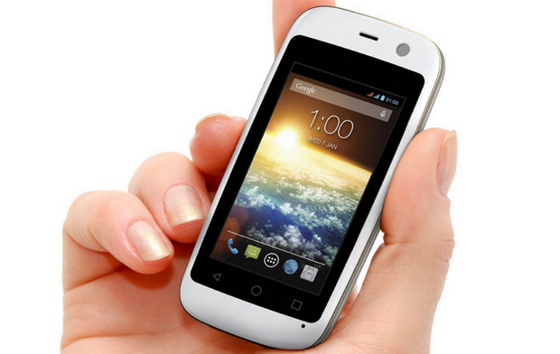 The tiniest, cutest Android phone ever - behold the Posh Mobile Micro X S240