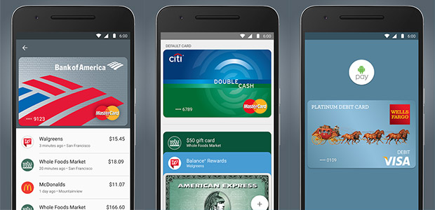 Android Pay contacless service comes to the UK - but not for Barclays customers