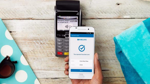 Barclays finally launches its contactless payment answer to Android Pay in the UK