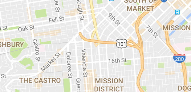 Google Maps mobile update lets you find hot spots in your city