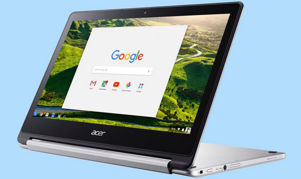 Acer releases sleek R13 13.3inch touchscreen convertible Chromebook with whopping 12 hour battery life