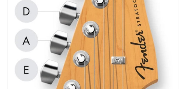 Android Axe Players Get Fender S Free Guitar Tuning App Wirefresh