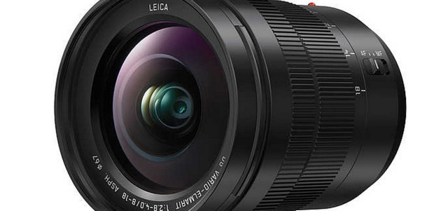 Panasonic announces Leica-branded 8-18mm f/2.8-4 zoom for Micro Four Thirds cameras