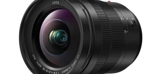 Panasonic announces Leica-branded 8-18mm f/2.8-4 zoom for Micro Four Thirds cameras