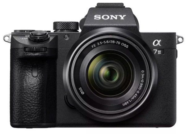 Sony launches new a7 III full frame camera with updated 24MP sensor and improved AF