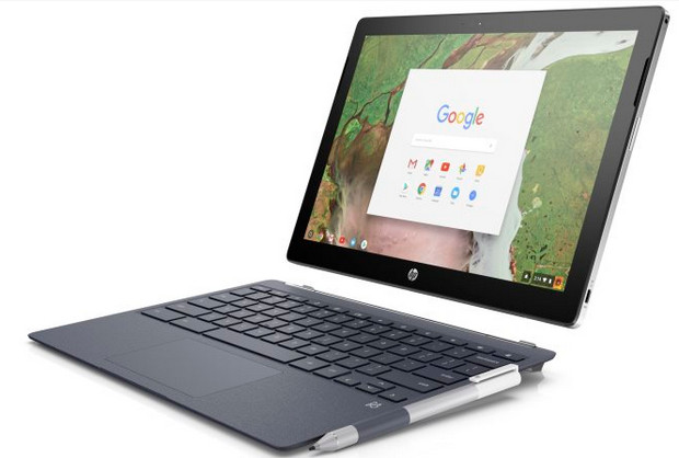 HP Chromebook x2 packs detachable 12.3-inch screen with 2400 x 1600 res, stylus and  Intel Core-Y CPU